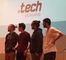 Estudiants del CFIS guanyen un dels premis a la HackUPC Winter