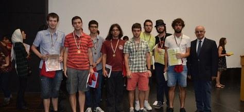Gran èxit dels estudiants a la International Mathematics Competition de Bulgària