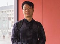 Jie Luan, titulat del CFIS, en portada a la UPC