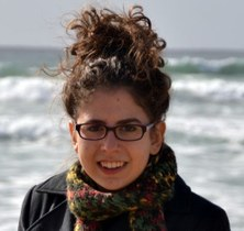 L'estudiant del CFIS Marta Pita, entrevistada a La Voz de Galicia