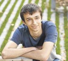 L'estudiant del CFIS Carles Domingo, entrevistat a El Periódico