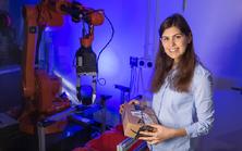 Maria Bauzà, titulada del CFIS, a les notícies del MIT