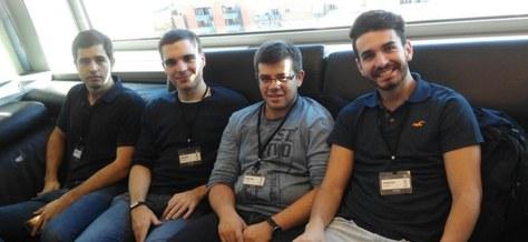 """Segona posició dels alumnes del CFIS a la """"Barcelona Gaming Data Hackathon"""""""