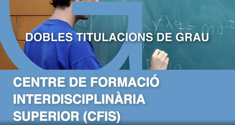 Presentem el vídeo promocional del CFIS