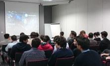 Visita d'estudiants del CFIS a l'empresa HP