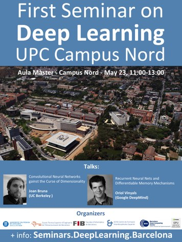 Seminar on Deep Learning